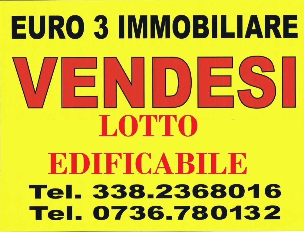 1136 TERRENO EDIFICABILE VENDITA FOLIGNANO 1