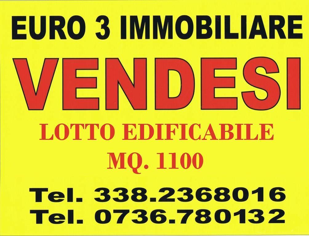 1572 TERRENO EDIFICABILE VENDITA FOLIGNANO 1